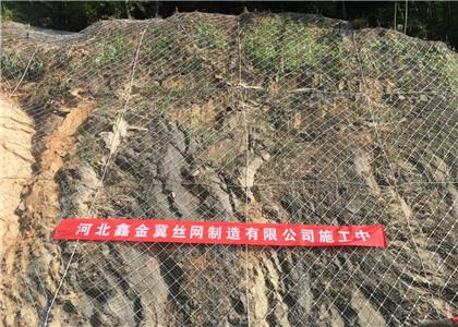 湖南GPS2型边坡防护网